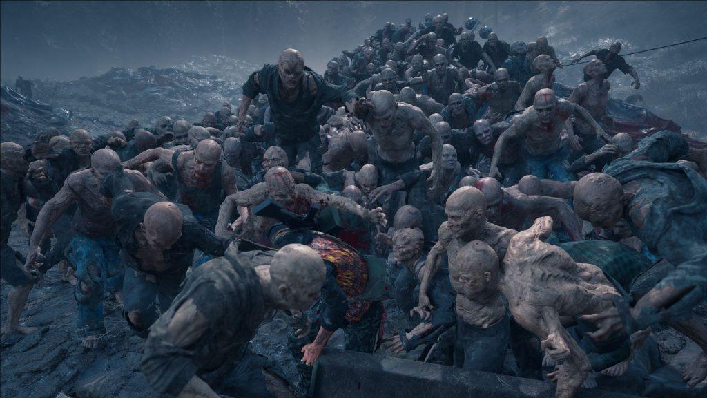 Мод для Days Gone увеличивает размер орд до 670 зомби