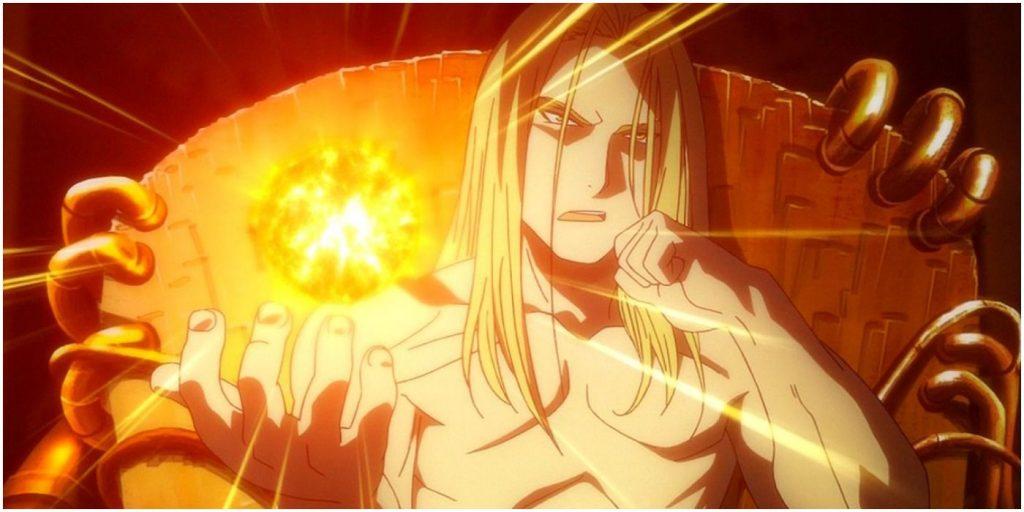 10 аниме-персонажей, способных одолеть Кратоса из God of War