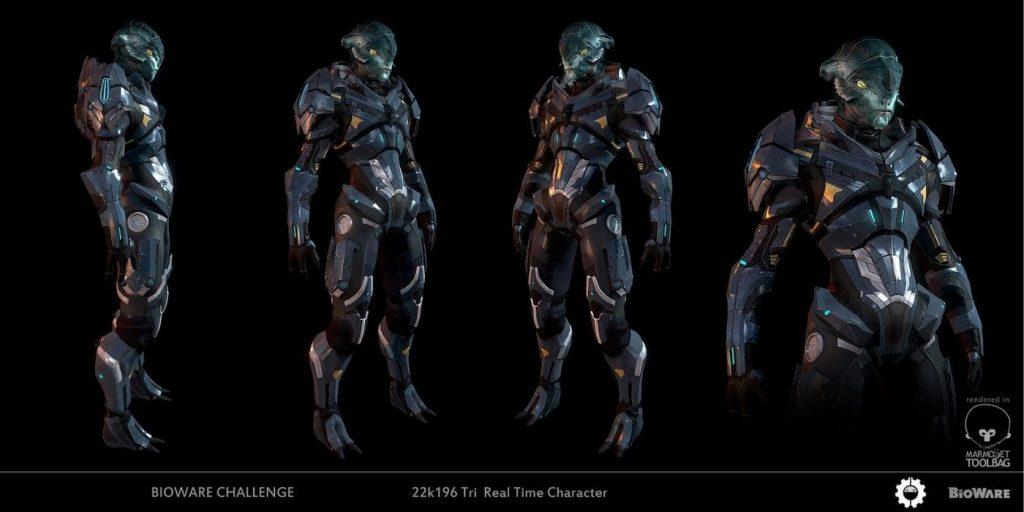 Mass Effect: 10 инопланетных видов, которые остались за кадром