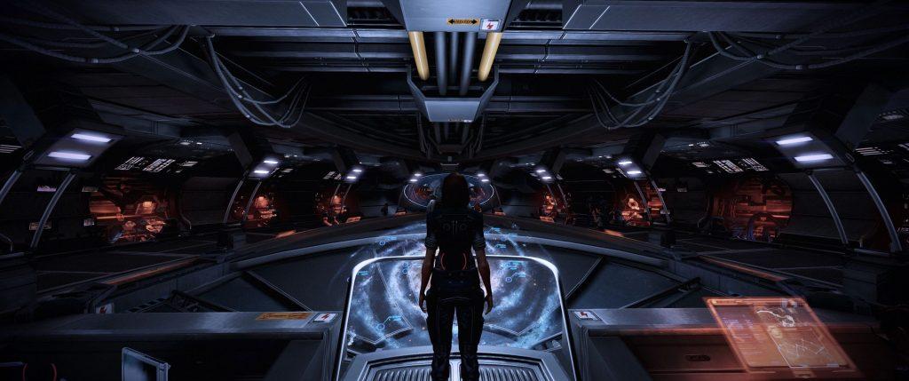 Mass Effect Legendary Edition получила мод для настройки FOV