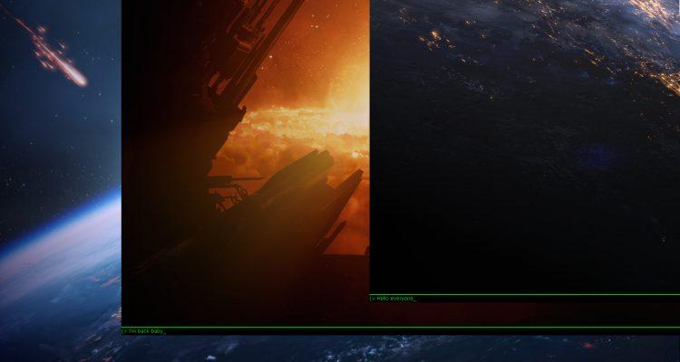 Мод для Mass Effect Legendary Edition возвращает в игру консольные команды