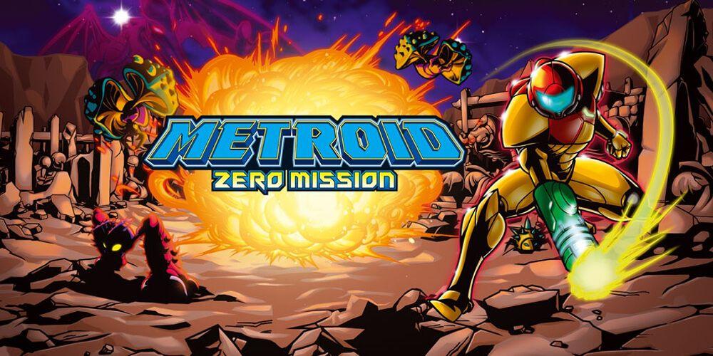 Metroid/Zero Mission (1986/2004)
