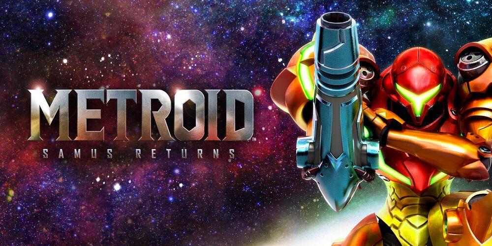 Metroid II: Return Of Samus/Samus Returns (1991/2017)