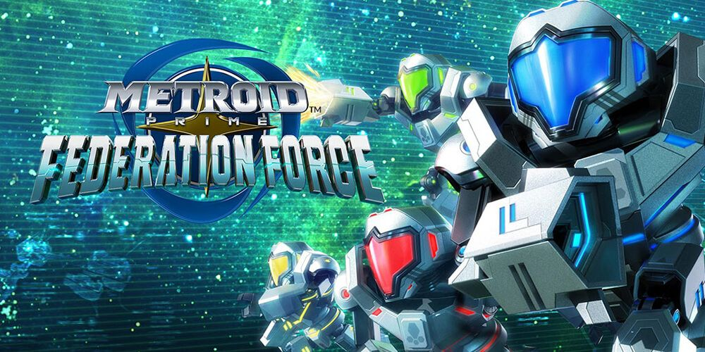Metroid Prime: Federation Force (2016)