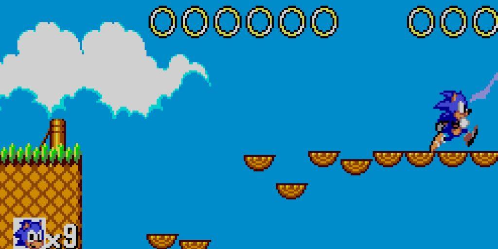 Sonic The Hedgehog - $1150
