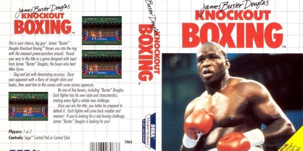 James Buster Douglas Knockout Boxing - $1,000