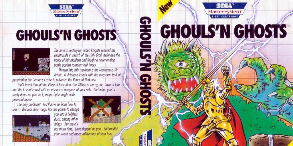 Ghouls 'N Ghosts - $130