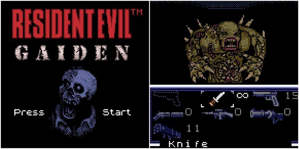 Resident Evil: Gaiden (Gameboy Color) – $150-$200