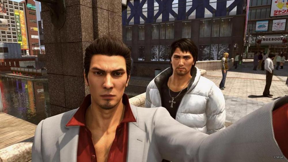 Сколько глав в каждой игре Yakuza?