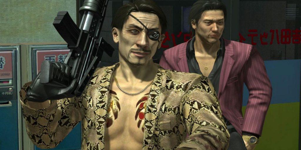 Yakuza: Dead Souls – 2011 год
