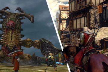 10 классических RPG без гринда