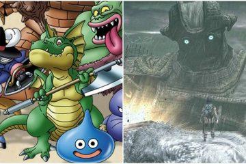 10 игровых франшиз с самым креативным дизайном монстров