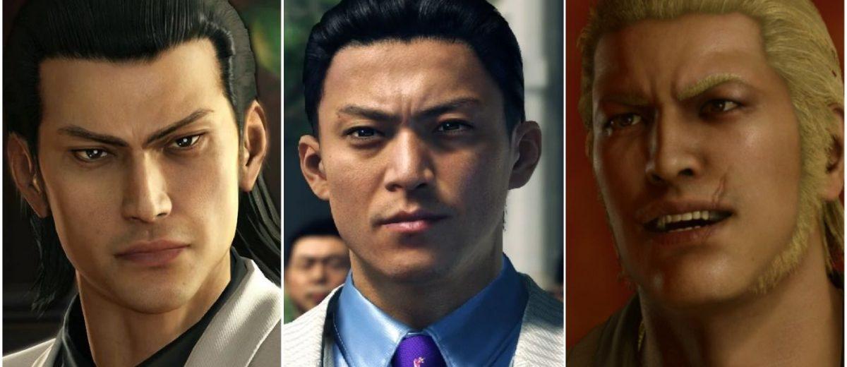 7 лучших злодеев серии Yakuza