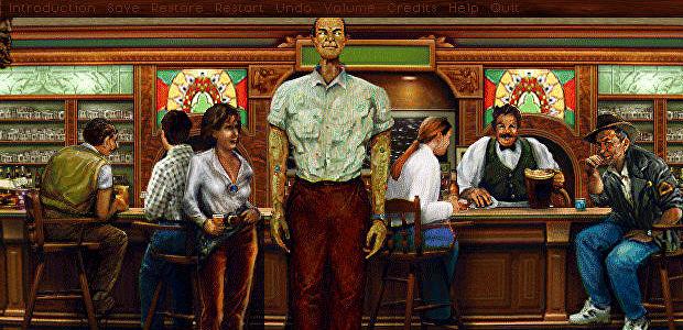 Играли ли вы в… Callahan's Crosstime Saloon?