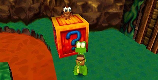 Играли ли вы в… Croc: Legend Of The Gobbos?