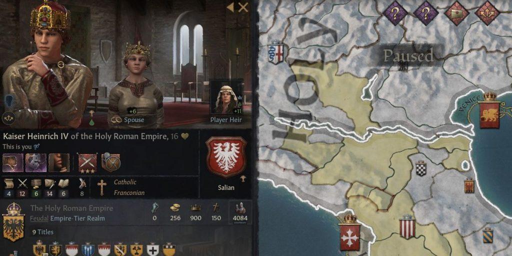 Обязательно поставьте себя на место правителя