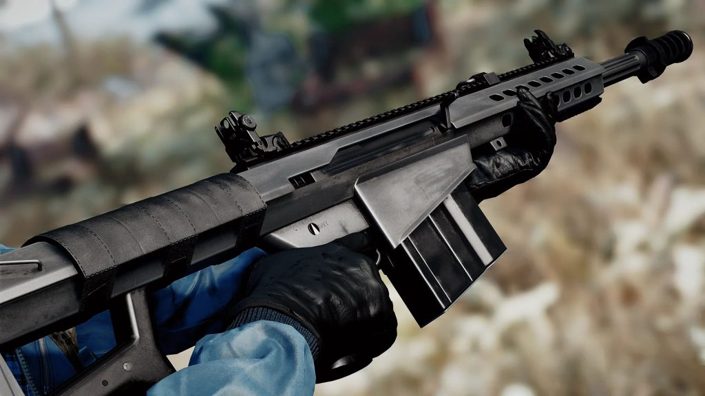 Мод для Fallout 4 на 3.7 ГБ добавляет 14 видов оружия