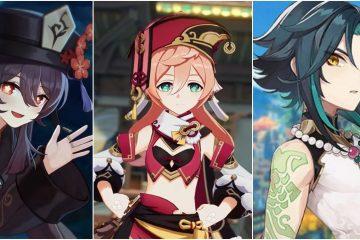 Лучшие комбинации персонажей для кооператива в Genshin Impact