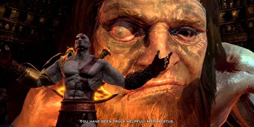 15 самых эффектных смертей богов в God Of War