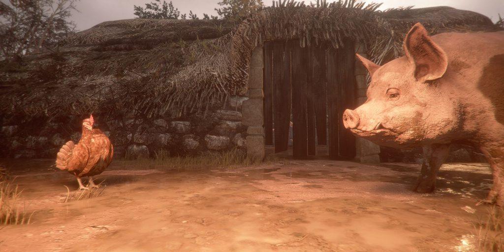 Скормить свинью крысам