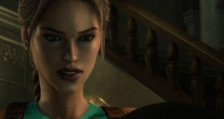 Новый мод переносит классическую Лару Крофт в Resident Evil 2 Remake