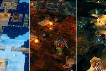 9 лучших игр со строительством подземелий