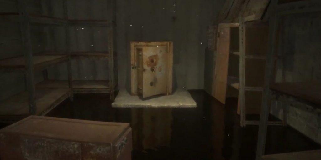 Таракан и его сейф