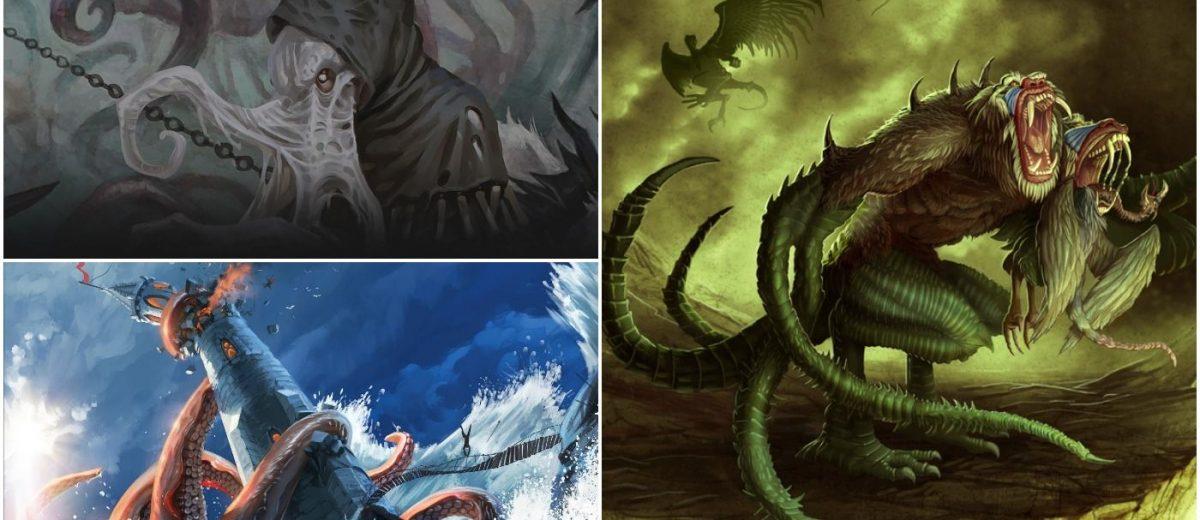 10 монстров из Dungeons & Dragons, способных уничтожить мир