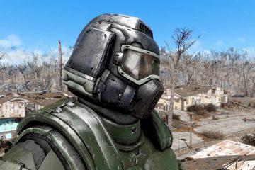 Хардкорная броня из Doom теперь доступна в Fallout 4