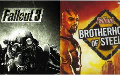 В каких годах происходит действие игр серии Fallout?