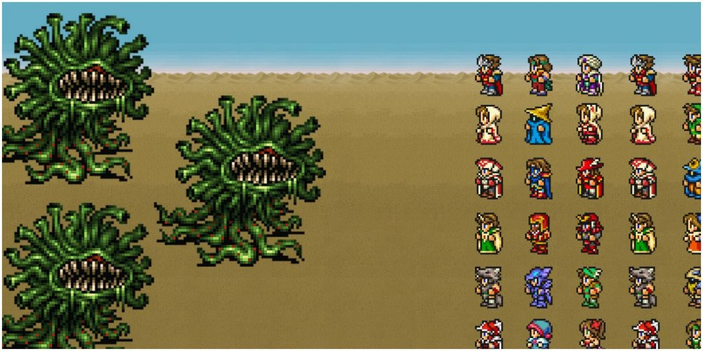 10 частей Final Fantasy, забытых даже фанатами