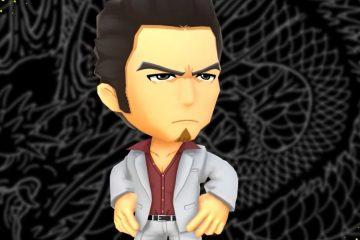 Кадзума Кирю из Yakuza появится в новой игре Super Monkey Ball