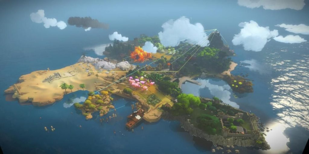 12 лучших игр с открытым миром, но без сражений