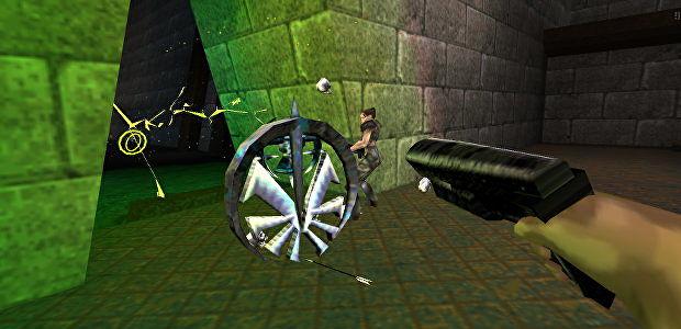 А вы играли в... Quake 2 Chaos Deathmatch?