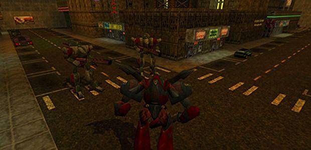 Играли ли вы в… Shogo: Mobile Armor Division?