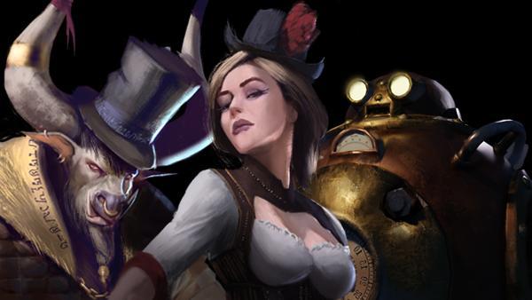 Sovereign Syndicate - это RPG с таро вместо кубиков, где вы можете играть за алкоголика-минотавра