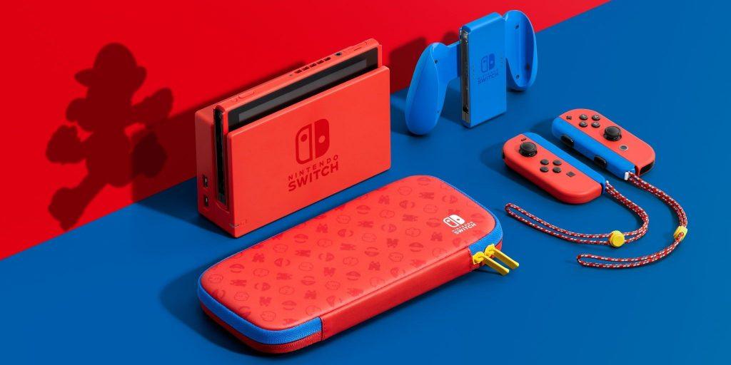Mario Red + Blue