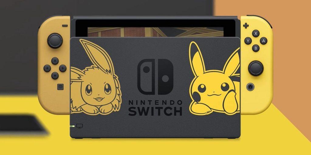 Pokemon Let's Go Pikachu/Eevee