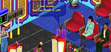 А вы играли в... The Sims Online?