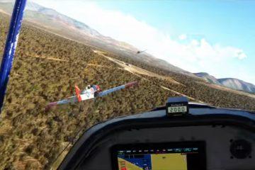 В Microsoft Flight Simulator появится мультиплеерный соревновательный режим