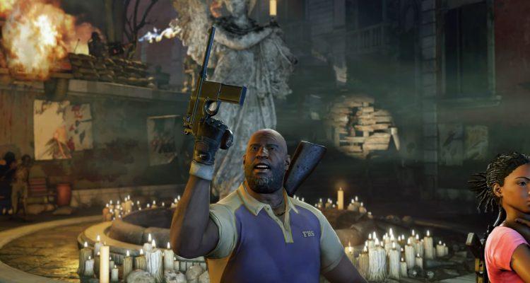 Выжившие в Left 4 Dead 2 приходят в Zombie Army 4
