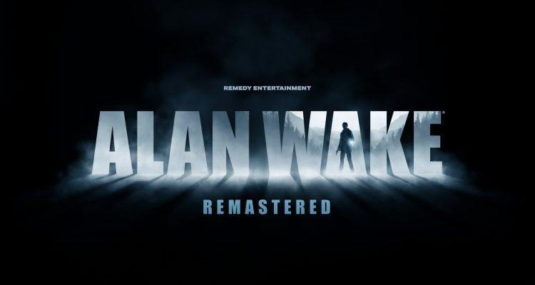 Алан Уэйк получит 4K-ремастер в этом году
