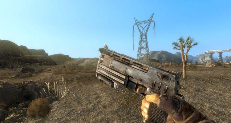 Анимации для Fallout: New Vegas – почувствуйте себя стрелком с Дикого Запада