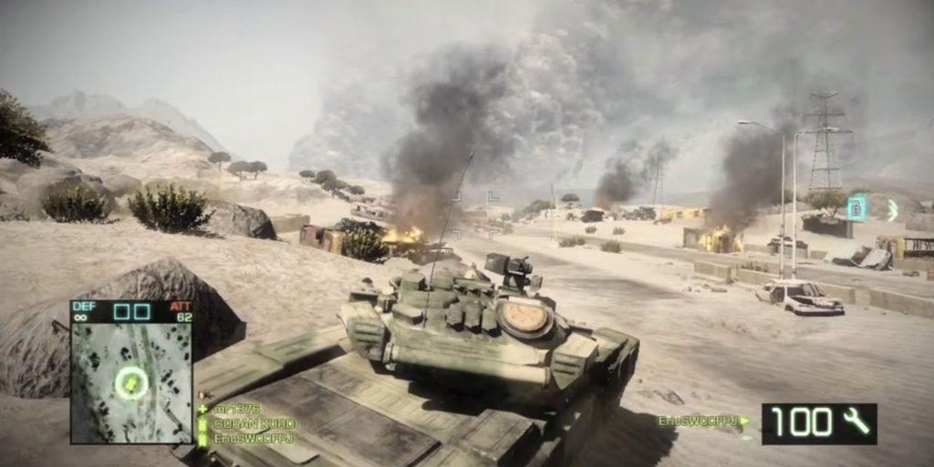 T-90 - Battlefield Bad Company 2