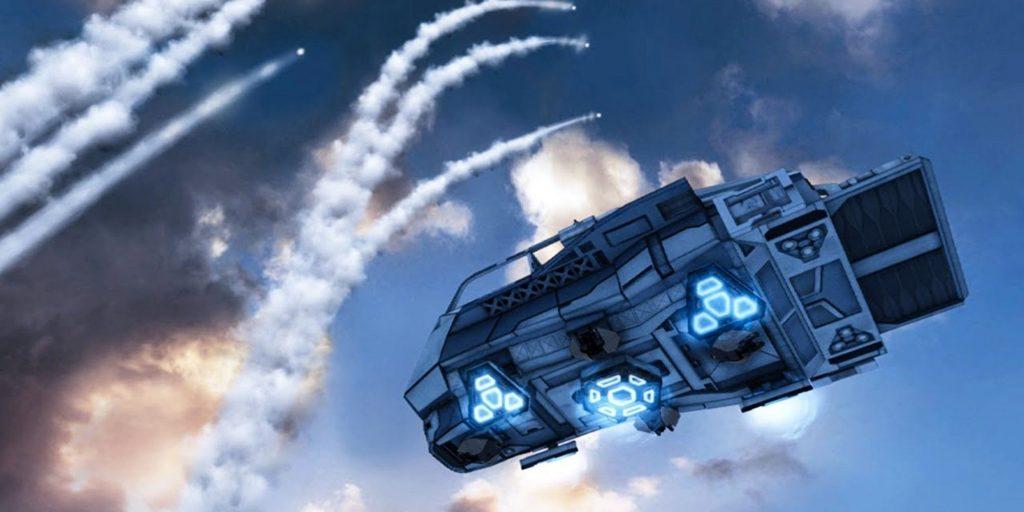 MK-1 Титан - Battlefield 2142