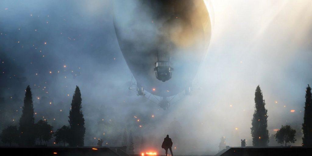 Дирижабль L30 - Battlefield 1