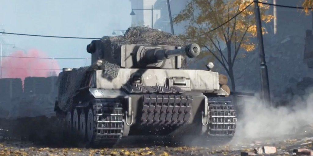 Тигр - Battlefield 5