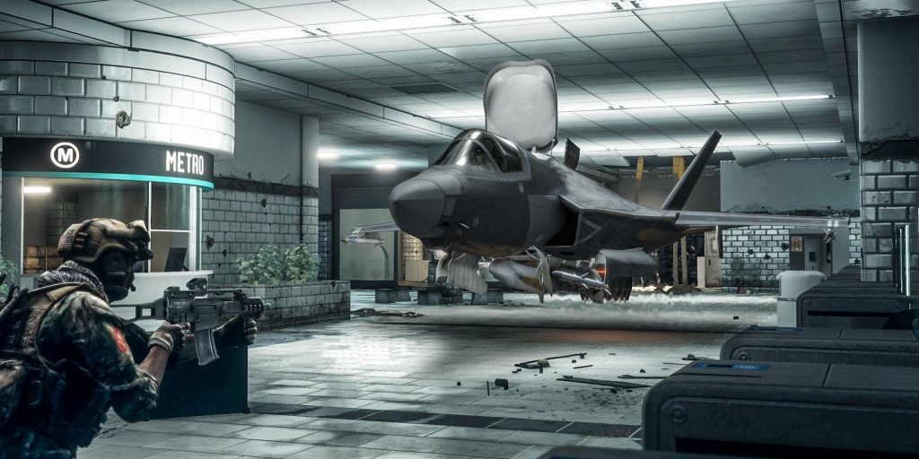 F-35 - Battlefield 4