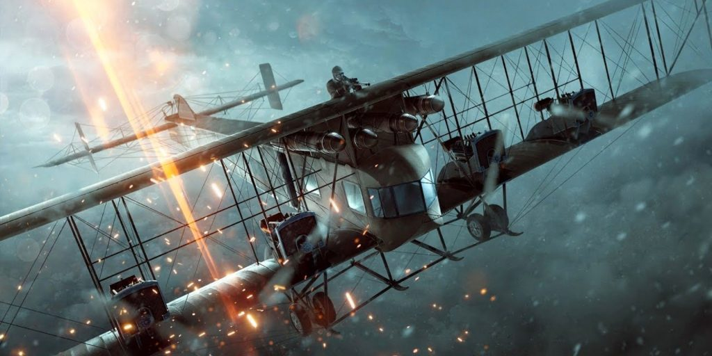«Илья-Муромец» - Battlefield 1