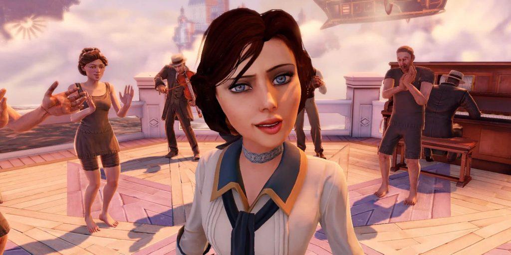 Элизабет (Bioshock: Infinite)
